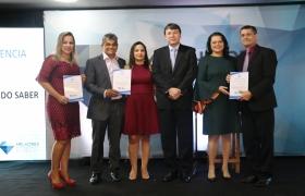 Prêmio Melhores em Gestão - Sesi e Fatec