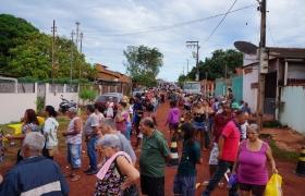 Multiação Bairro Itororó - Vázrea Grande