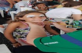 Multiação no Sesi Papa, em Cuiabá