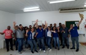 Acadêmicos de Logística da Fatec visitam CD da Todimo