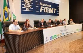 Fórum Panorama do Setor Mineral no Estado de Mato Grosso