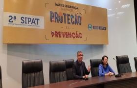 2ª SIPAT - Semana Interna de Prevenção de Acidentes de Trabalho