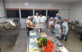 Fatec promove extensão em 'Aproveitamento Integral de Alimentos'