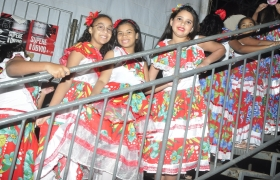 Sesi Escola promove Festa da Família