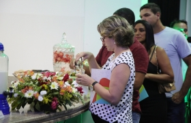 Sesi Escola reúne pais em evento com Augusto Cury